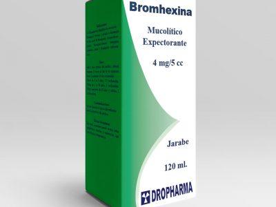 Bromhexina
